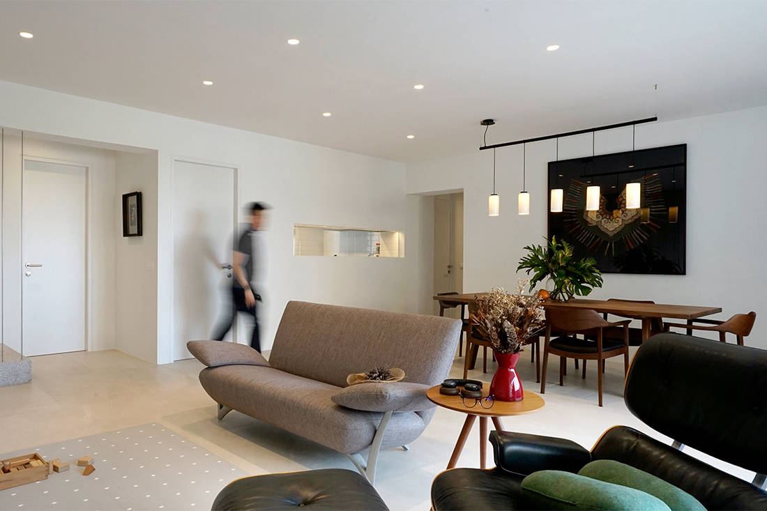 pragmatic design of Cavenagh Court condo by Pi Architects (6)