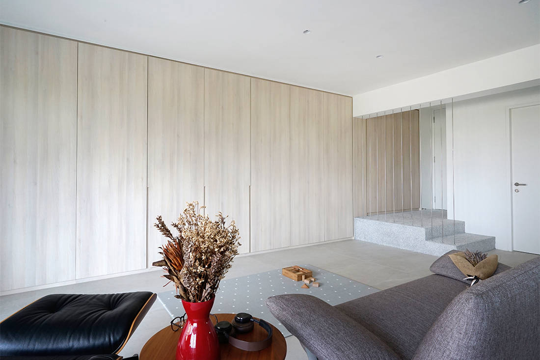 pragmatic design of Cavenagh Court condo by Pi Architects