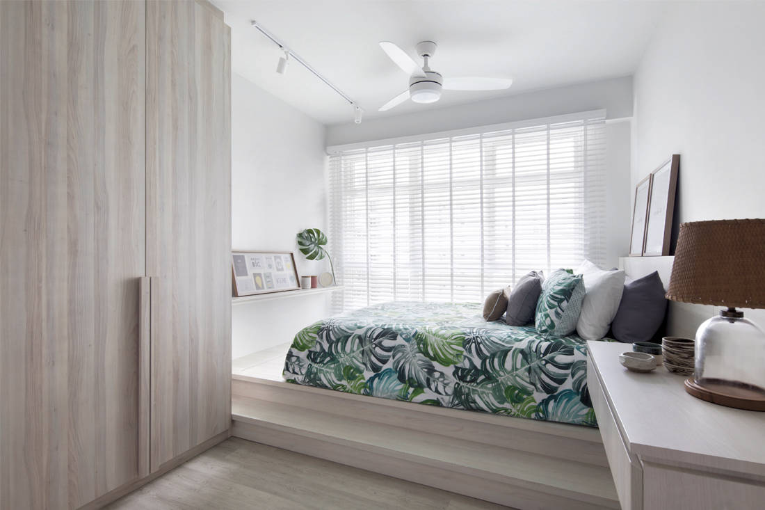 hygge family home | Story of Us - bedroom