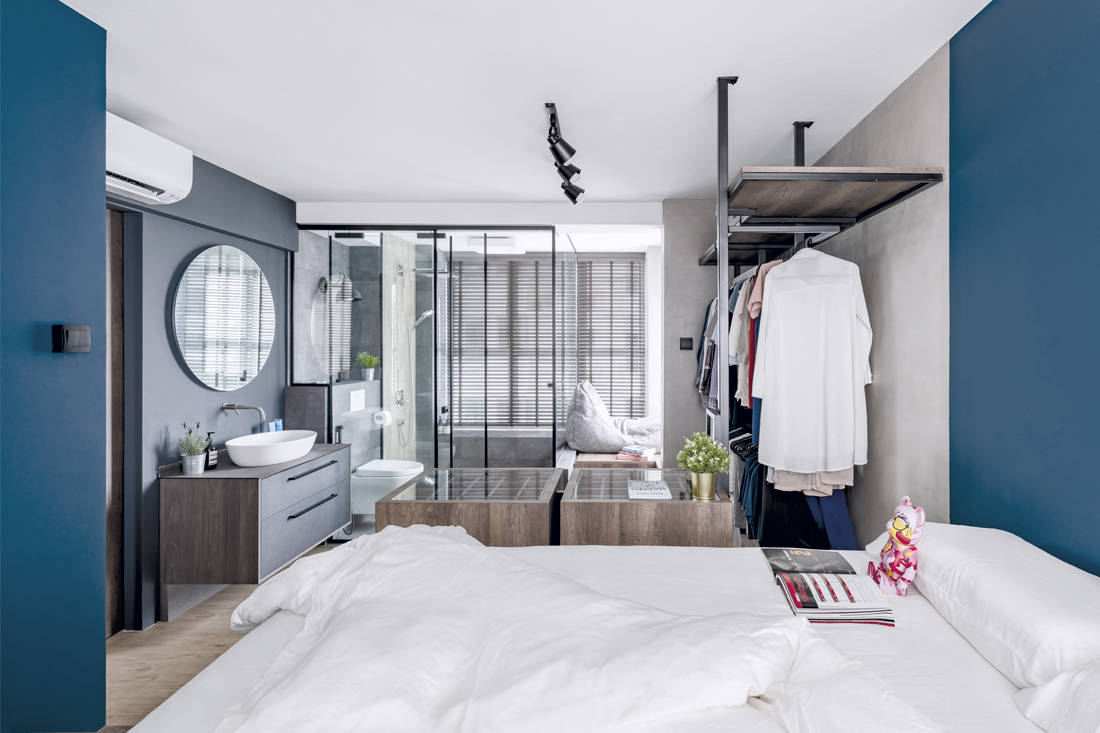 Free-flowing flat | Ethereall - bed bath