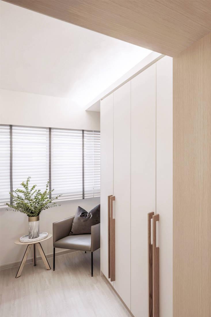 Minimalist Hdb Design: This Minimalist HDB Flat Is A Functional And Purposeful Home