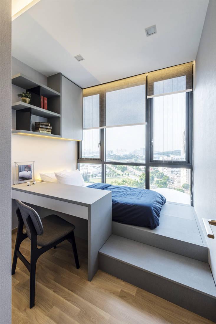 creative and contemporary | Obbio Concept - bedroom
