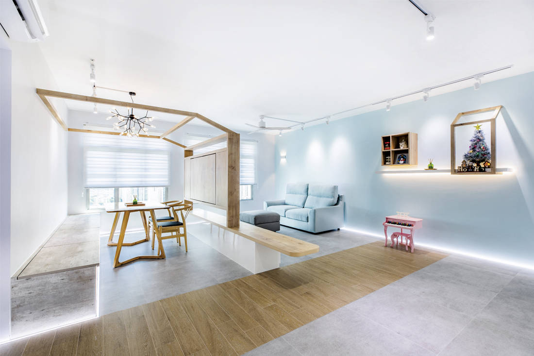 bright and cheerful   DSOD Interior