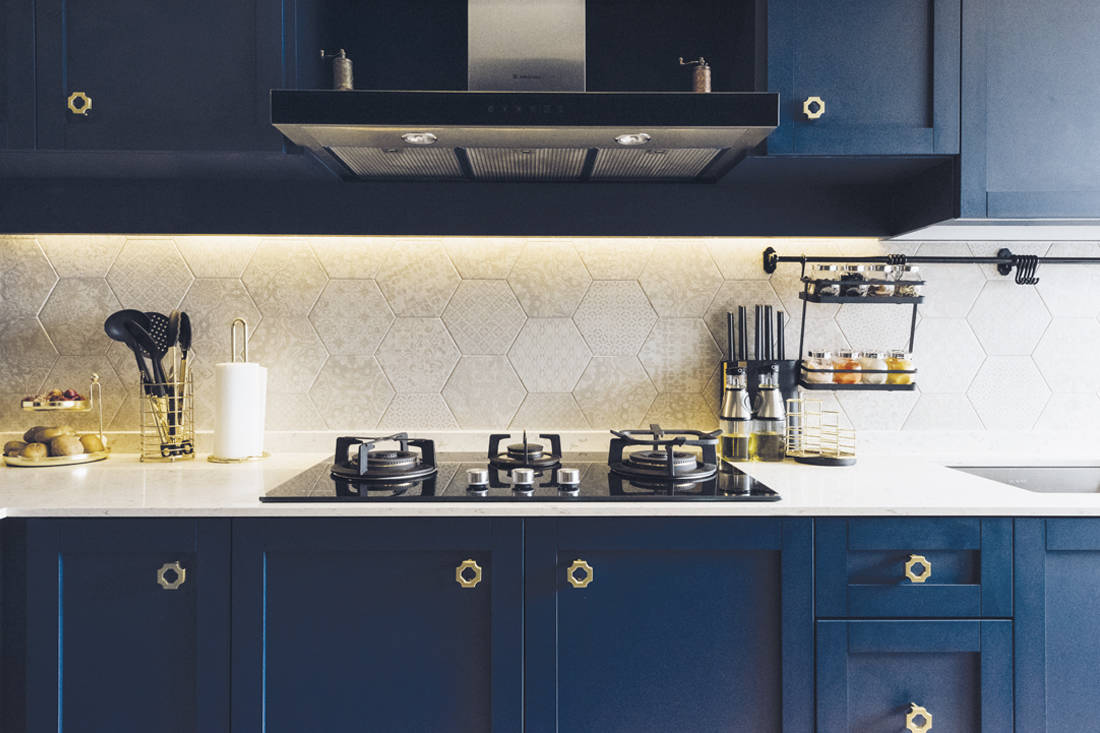 Moroccan islamic design | Fatema Design Studio - kitchen
