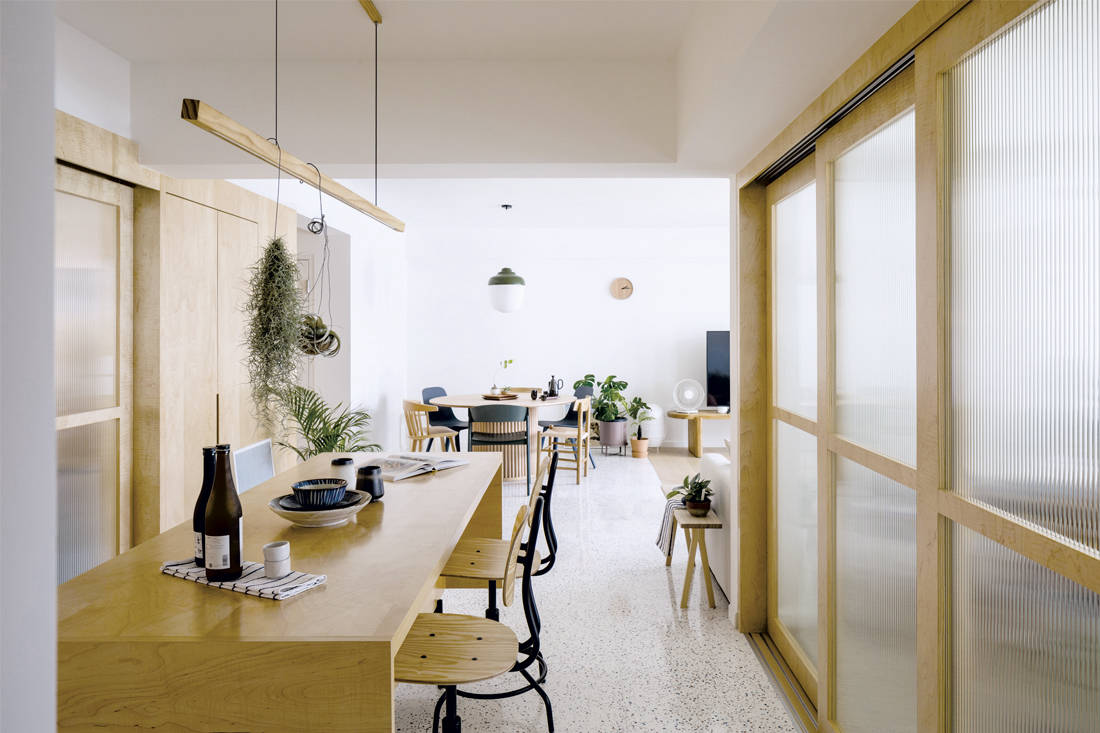 Japandi home | Parenthesis - overall