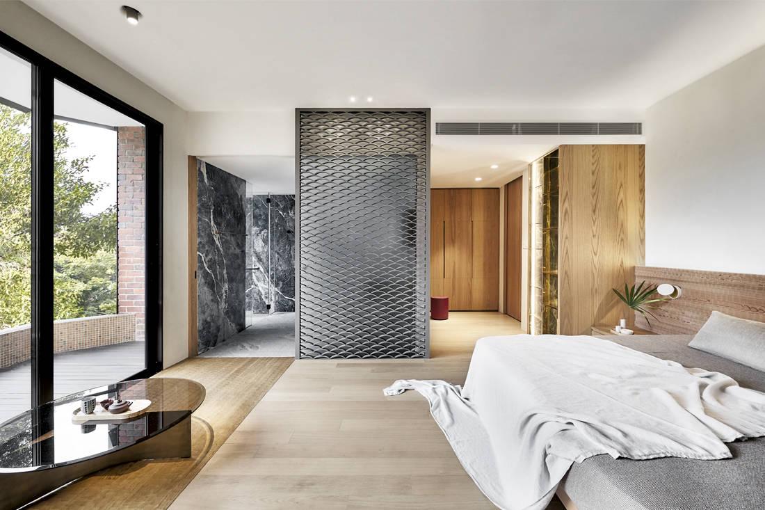 Sino-Japanese ryokan | In-Expat Upstairs_ - bedroom