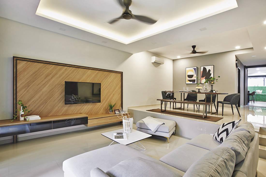 urban cocoon | Design of Schatz - living room