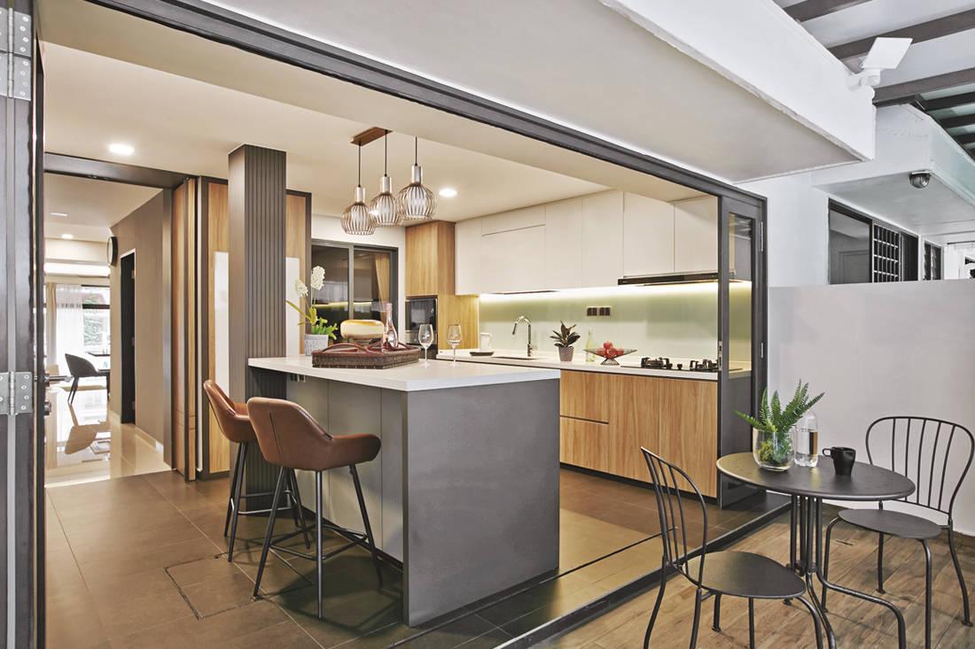 urban cocoon | Design of Schatz - kitchen