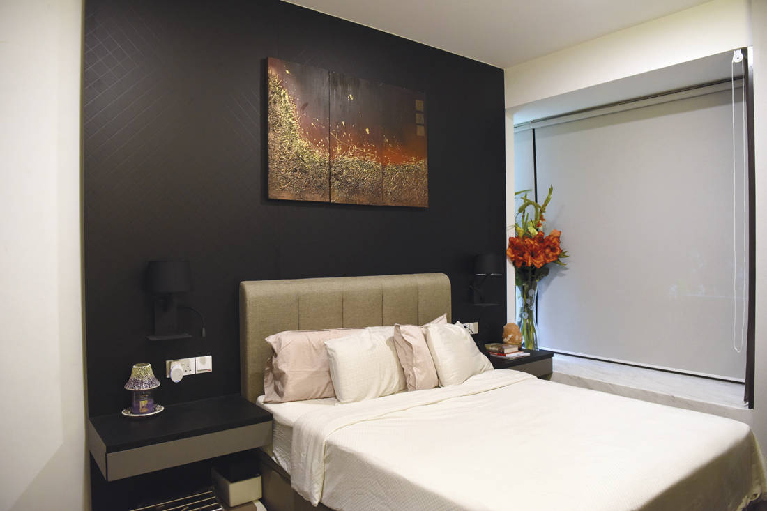 tranquil sanctuary | Modern Haus Renaissance - bedroom