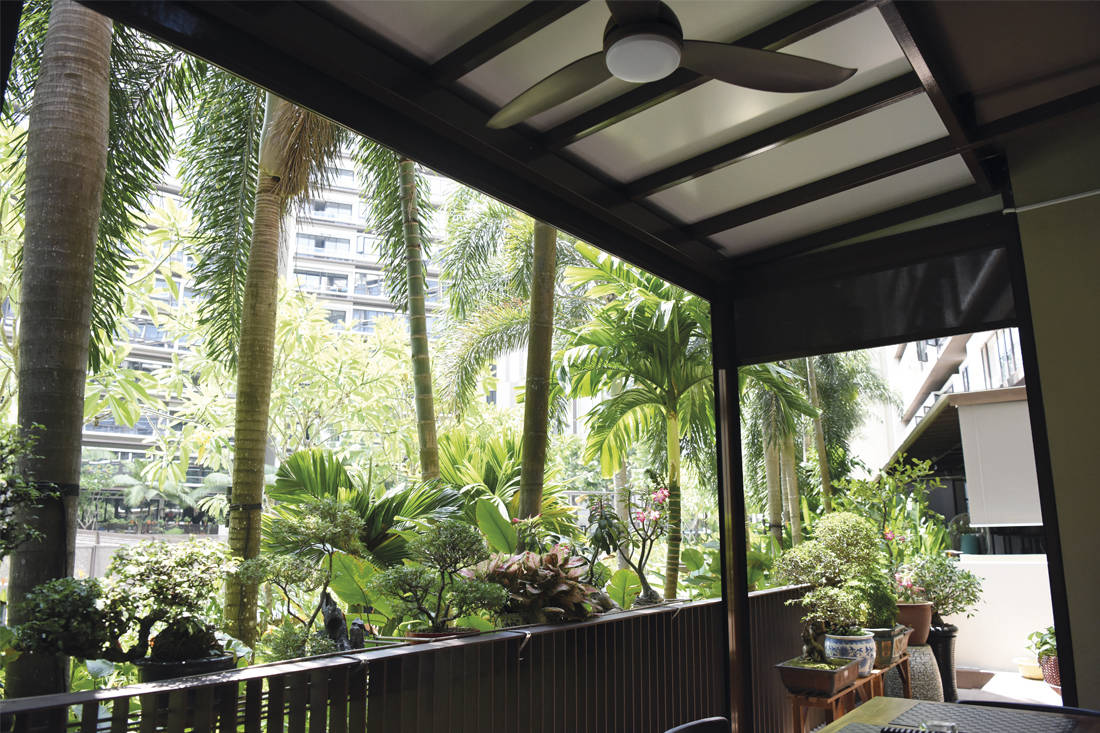 tranquil sanctuary | Modern Haus Renaissance - balcony