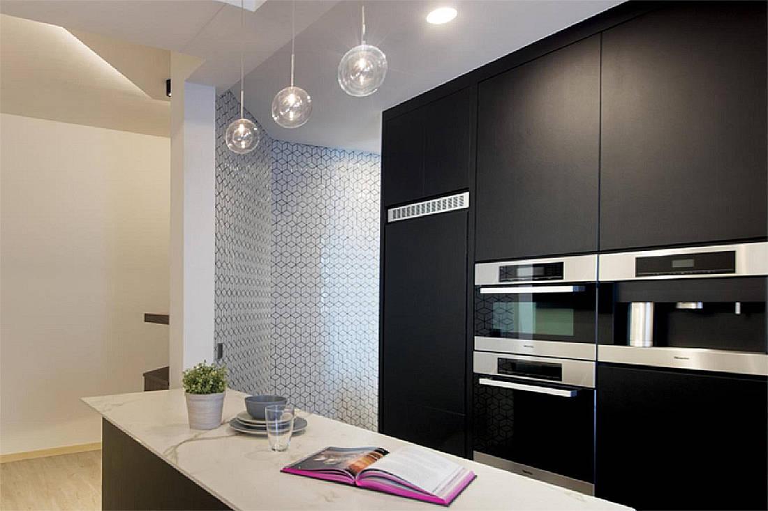 Admira Traceless Carbon Black fingerprint-resistant laminates - Design by Design Avenue