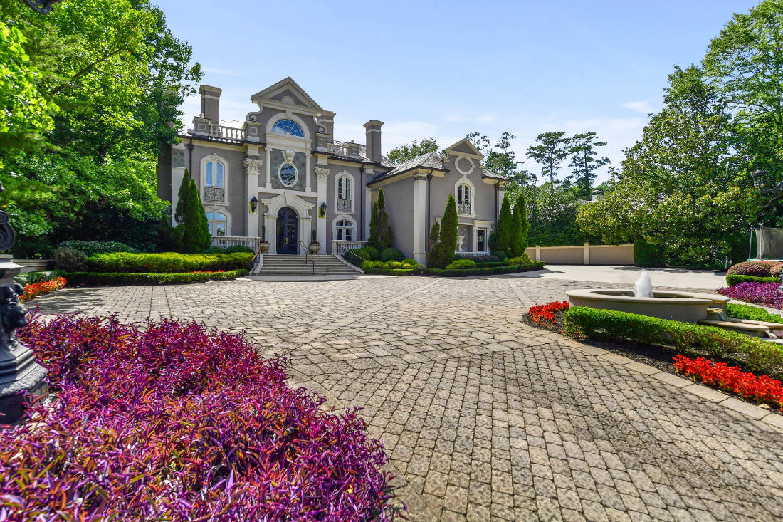 Kenny Rogers Atlanta Mansion 2