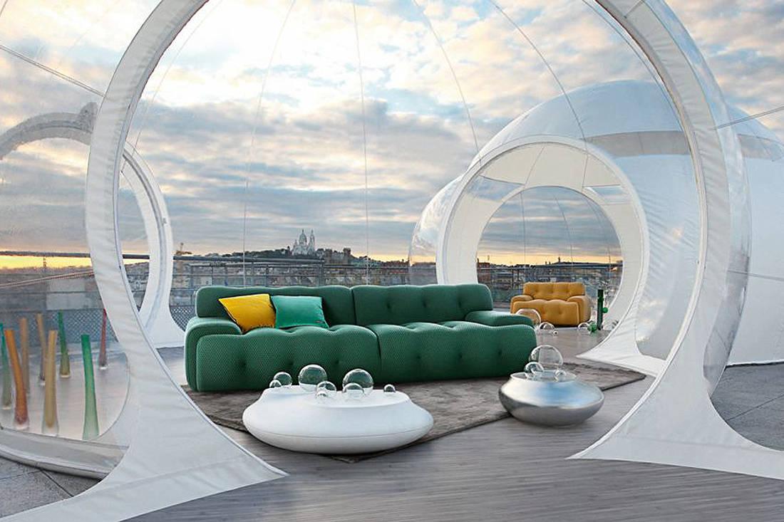 Roche Bobois Blogger Large 3-Seat Sofa (1)