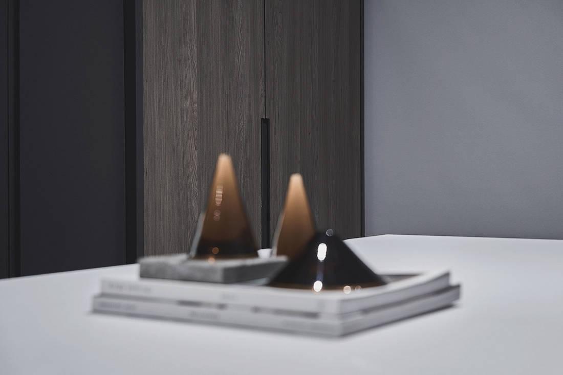 detail in HDB flat by Happe Design Atelier