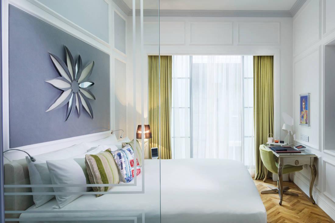 sleep solution - Sofitel So Singapore design by Miaja Design Group