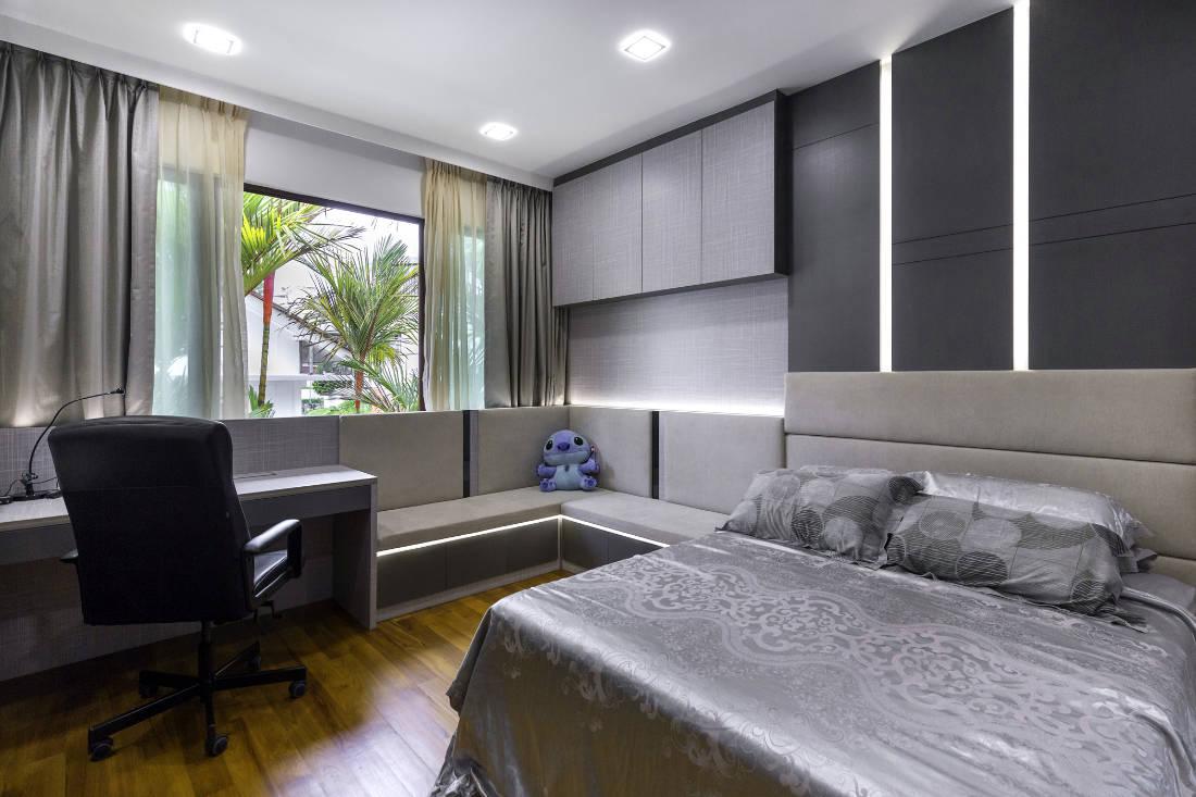 contemporary resale bungalow bedroom by Vivre Creative Design (2)