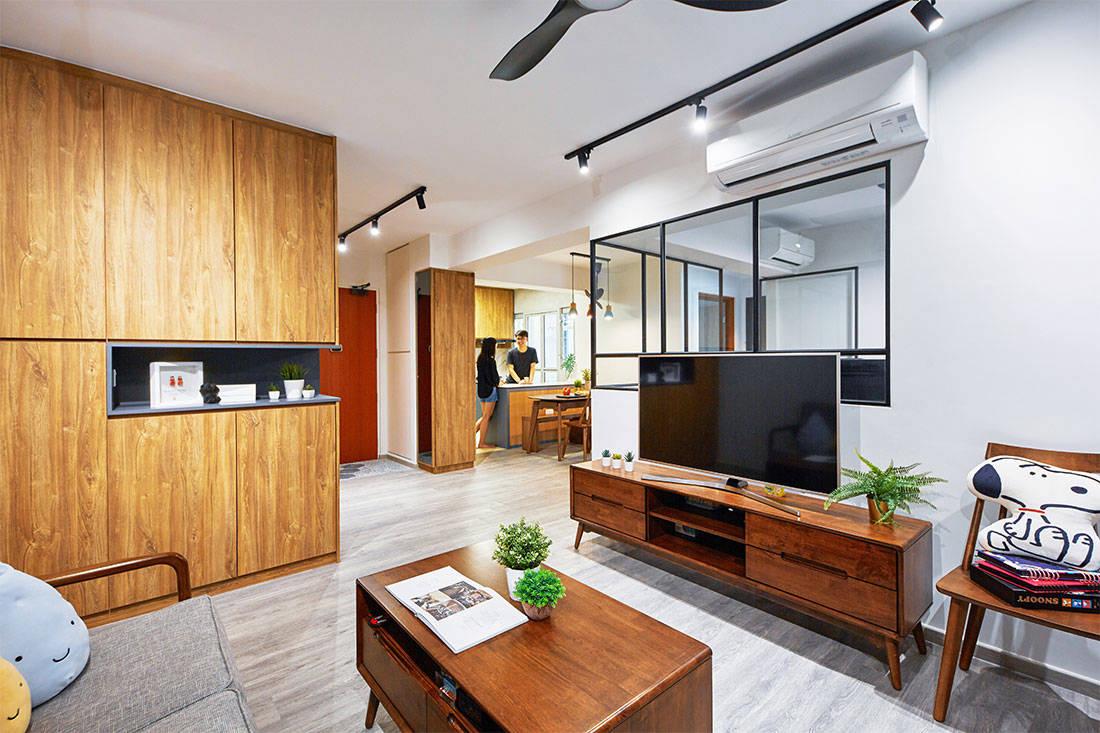 BTO flat MET Interior