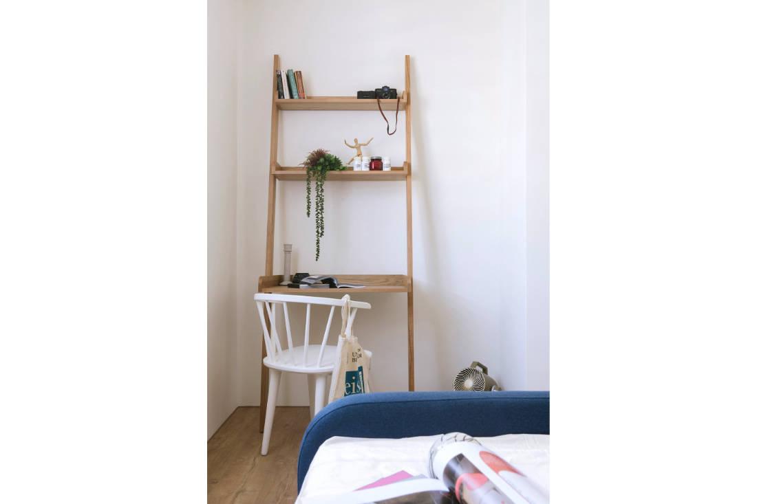 home office setup by Ris Interior Design