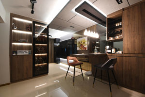 small apartment design by Vivre Creative Design (2)