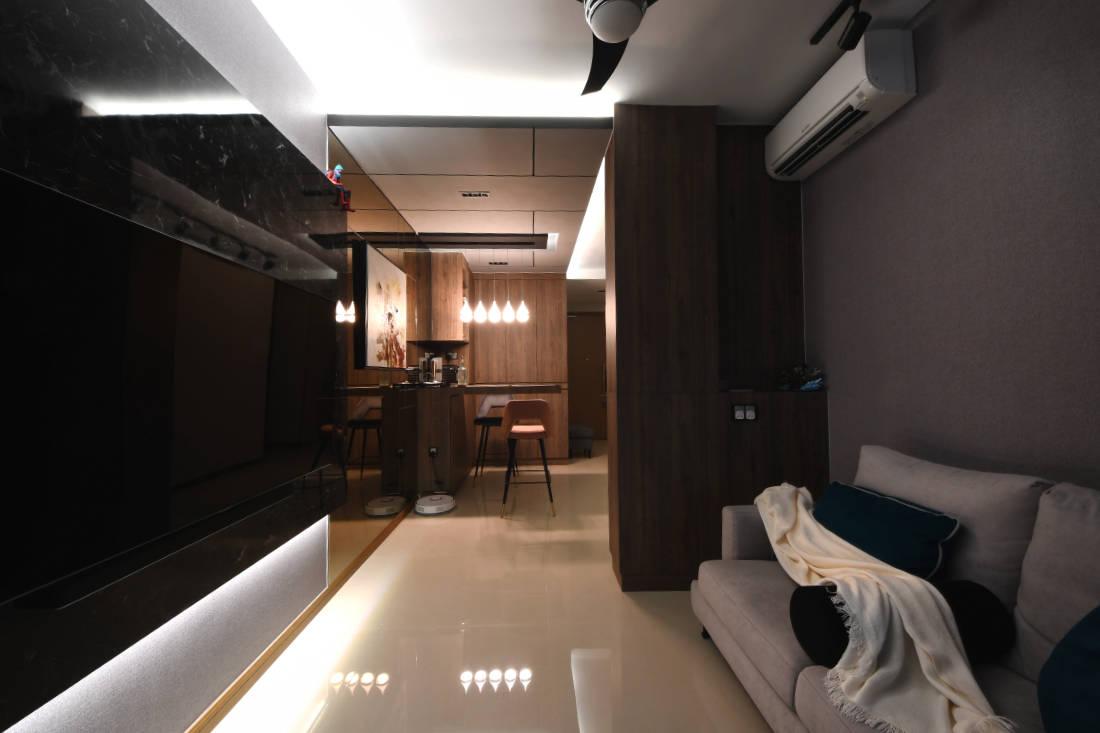 small apartment design by Vivre Creative Design (3)