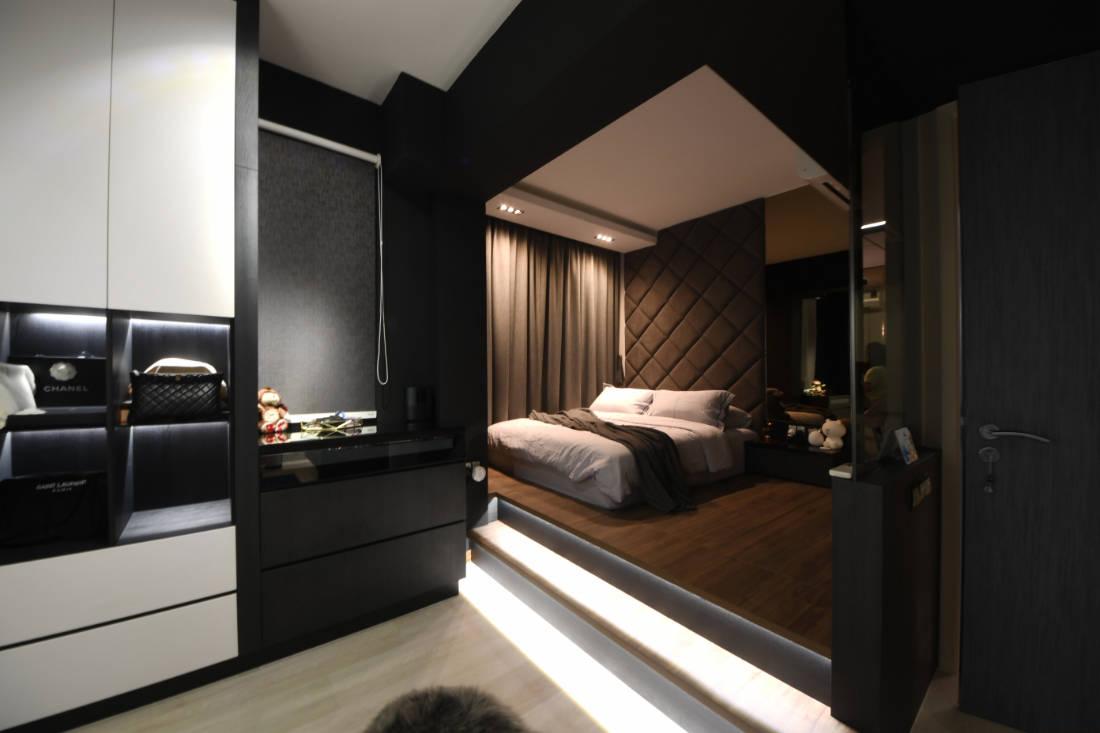 small apartment design by Vivre Creative Design (4)