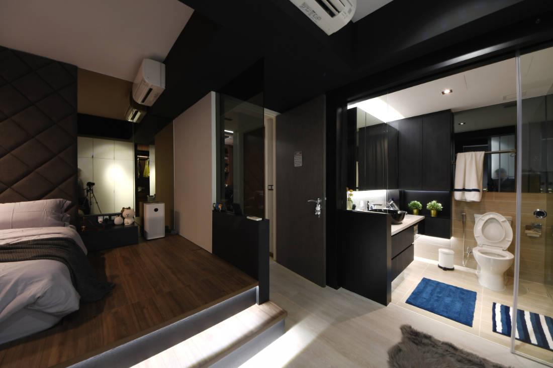 small apartment design by Vivre Creative Design (5)