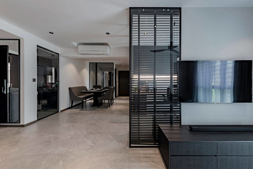 5-room BTO flat Obbio Concept
