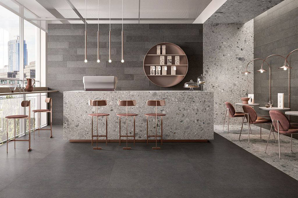 stone-look tiles Hafary
