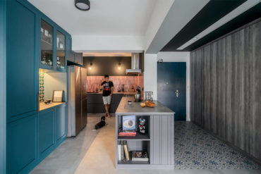 Eclecticism gives rise to a BTO flat with soul