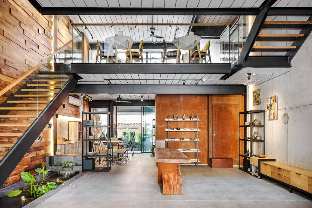 stunning homes Theodore Chan