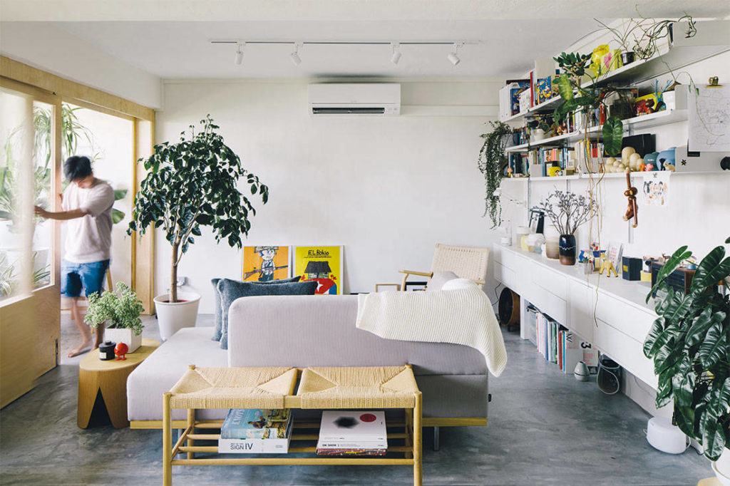 stunning homes MONOCOT