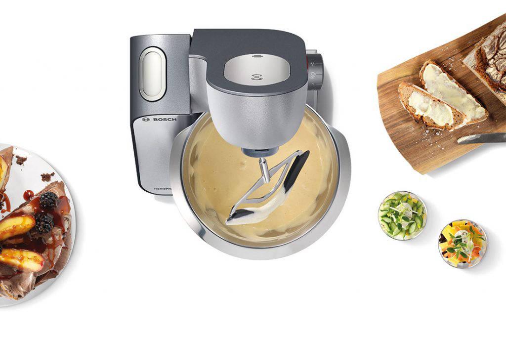 minimalist kitchen Bosch