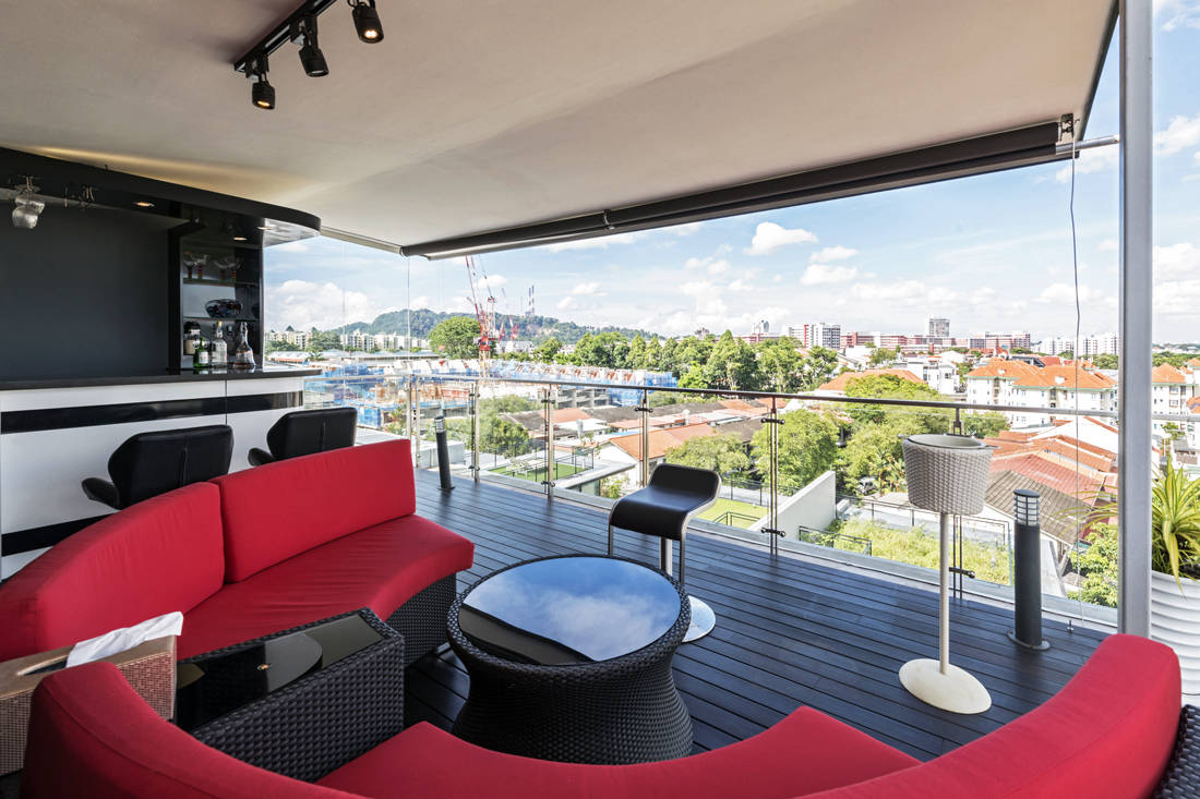 home bar design ideas by Lux Design
