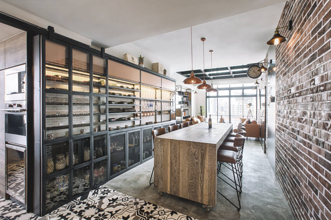 home bar design ideas by Space Matter