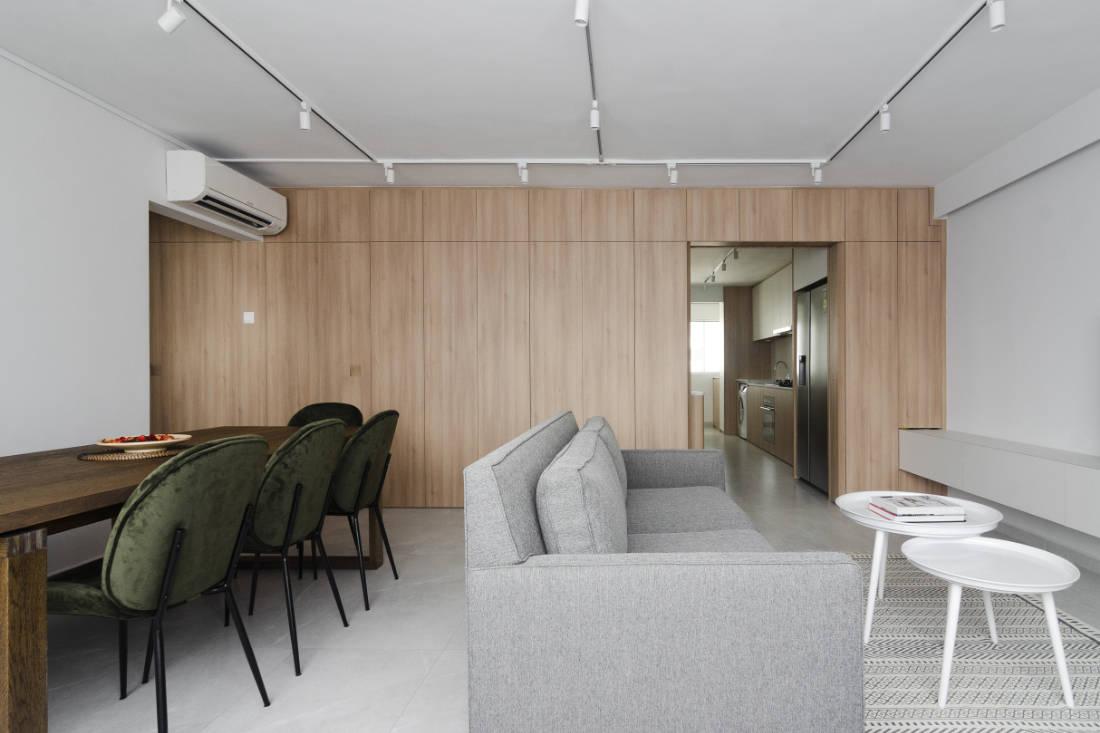 effortless modern-day living in HDB resale flat by Craftsmen Studio (2)