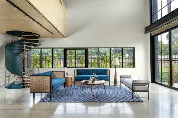 multigenerational home in New Delhi by Architecture Discipline (4)