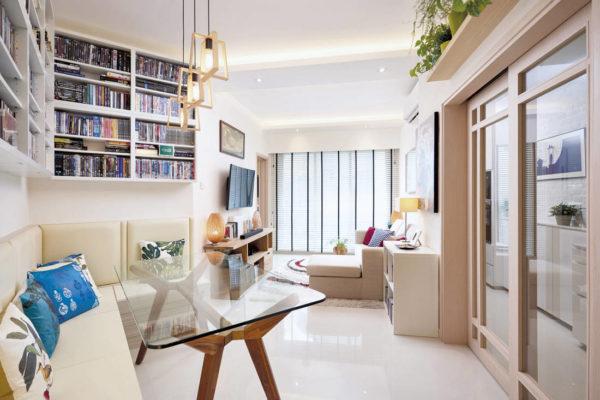 under 600 square feet Design 4 Space