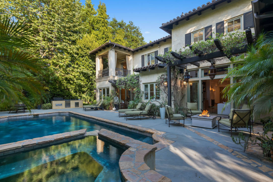 Britney Spears Beverly Hills mansion (7)