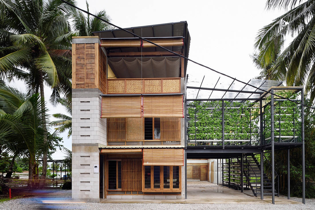 INDE.Awards 2020 The Living Space Winner - Expandable House by Urban Rural System (Future Cities Labratory, Singapore-ETH Centre)_image by Carlina Teteris