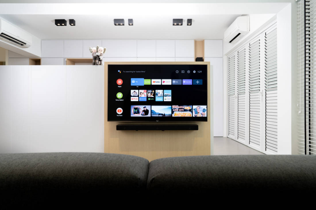 Sony X85H 4K Ultra HD Android television (3)
