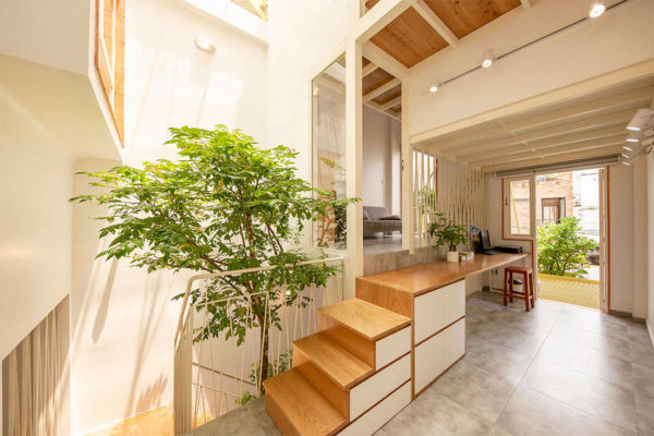 split levels Khuon Studio
