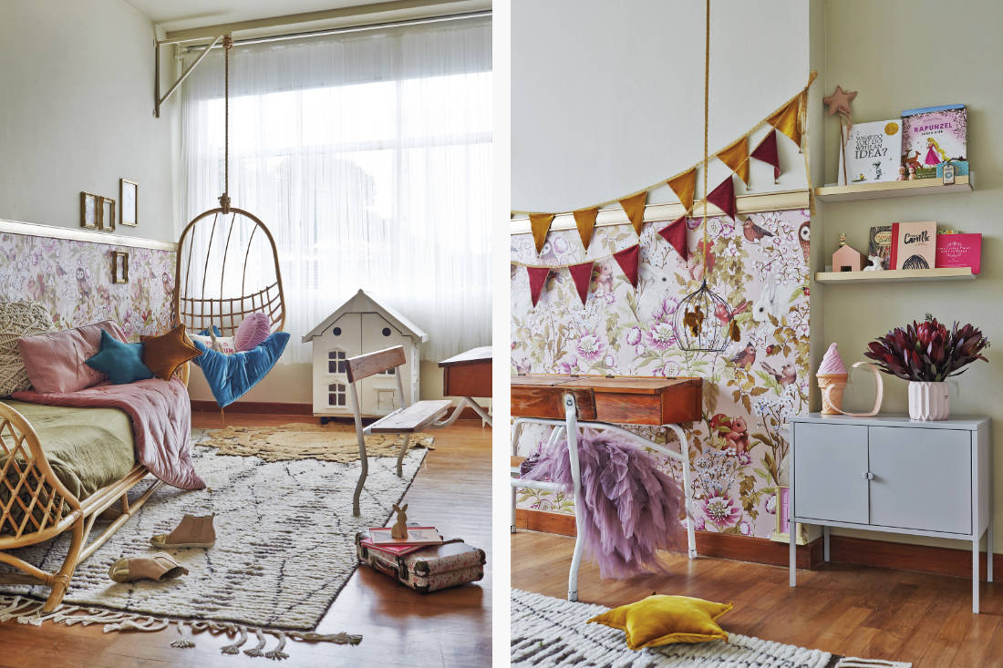 kid's bedroom design by Affordable Style Files
