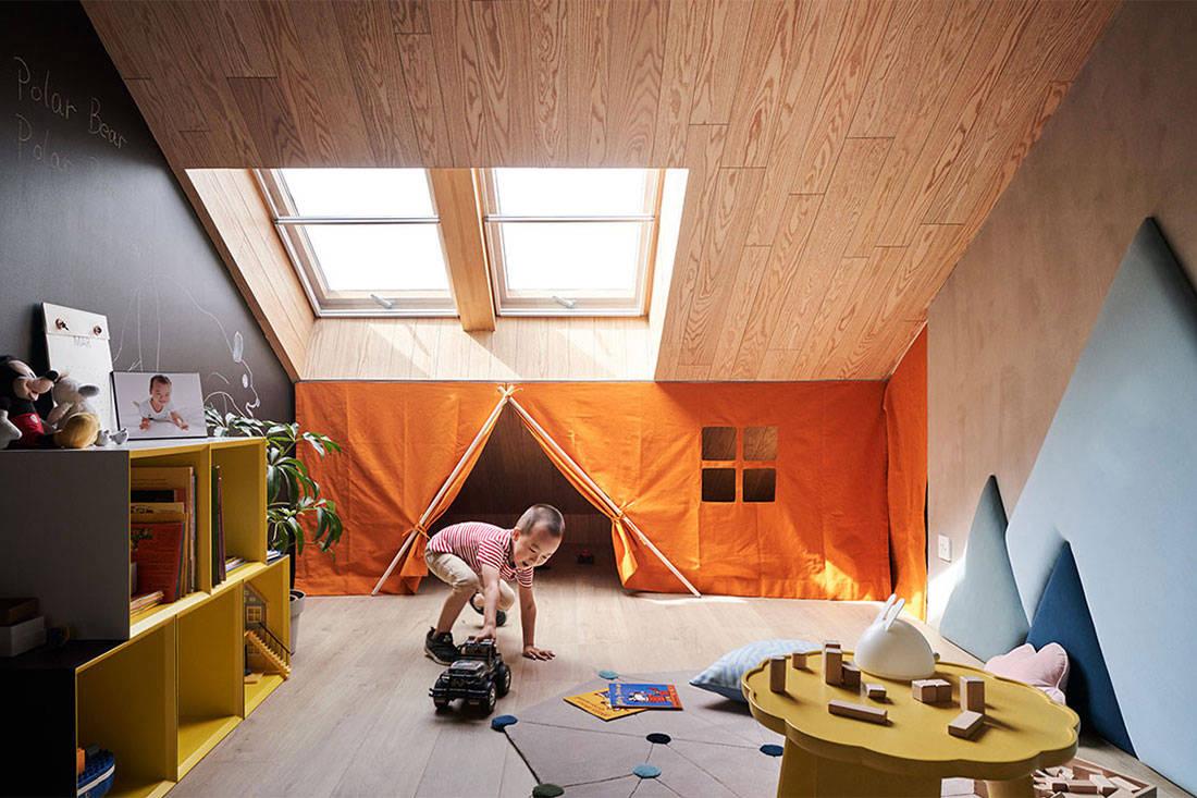 kid's bedroom design by HAO Design
