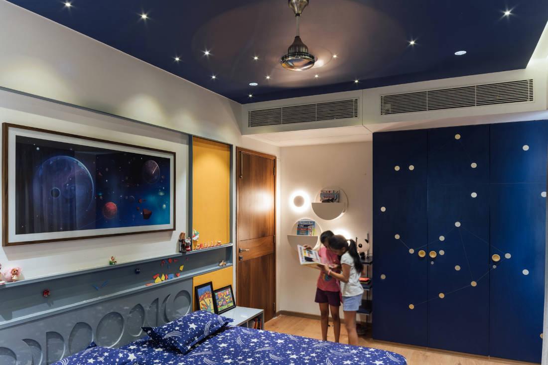 kid's bedroom design by Saransh