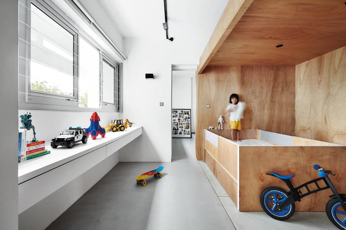 kid's bedroom design by UPSTAIRS_