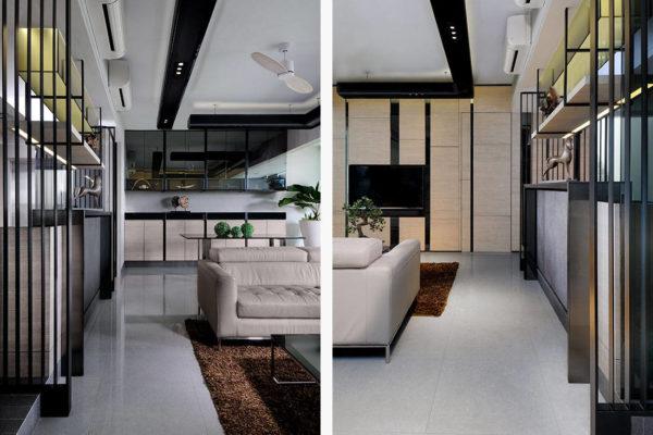 beautiful penthouse Metaphor Studio