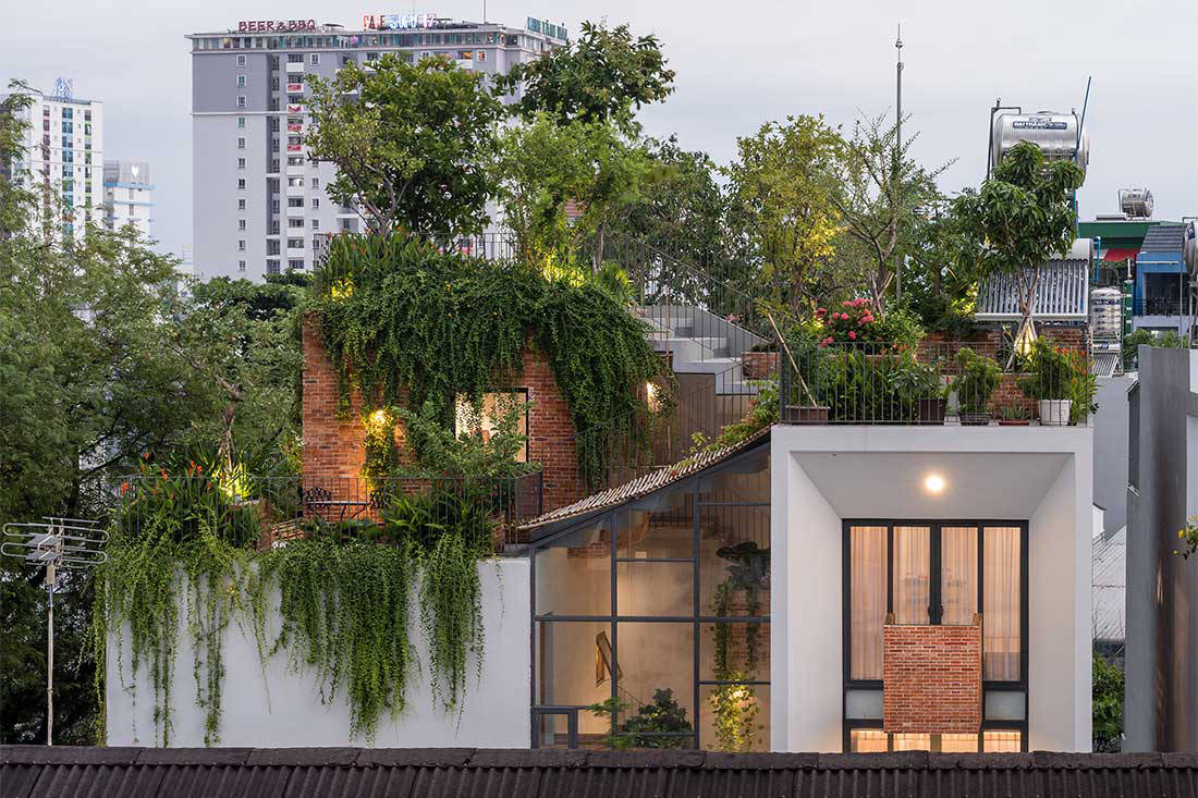 Vietnam home MDA Architecture