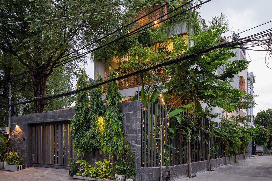 Vietnam home MDA Architecture