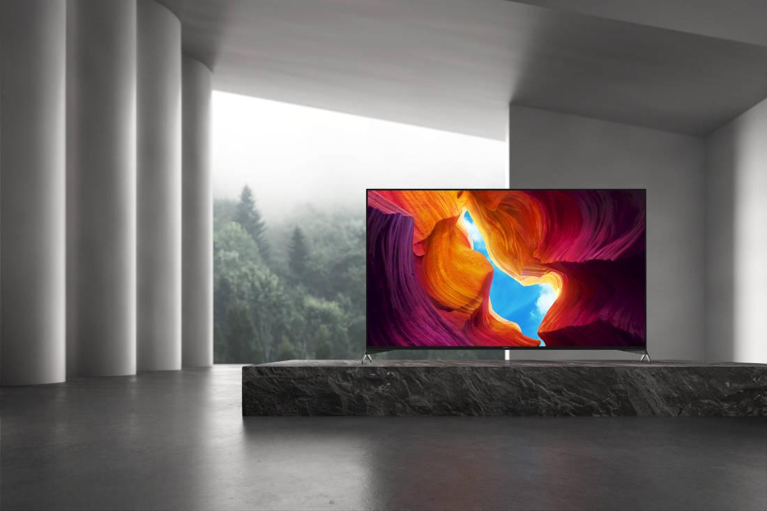 home cinema experience with Sony BRAVIA TV