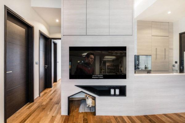 unique home renovation idea by DSOD Interior